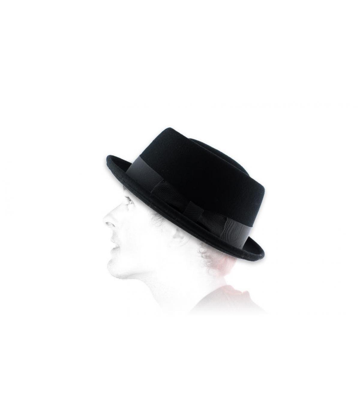 Sombrero hombre Bailey negro