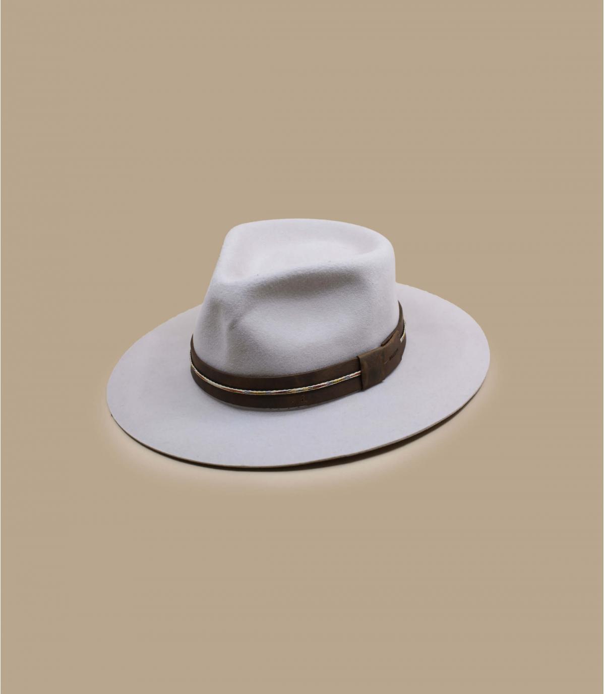 sombrero fieltro beis Bailey