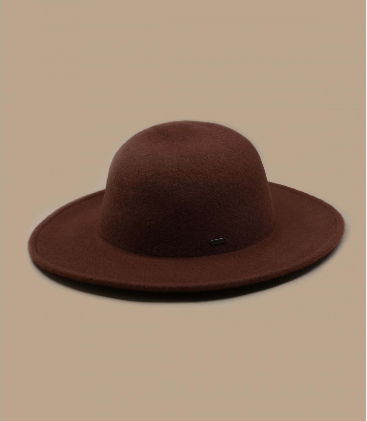 Detalles Noleta Hat brown imagen 3