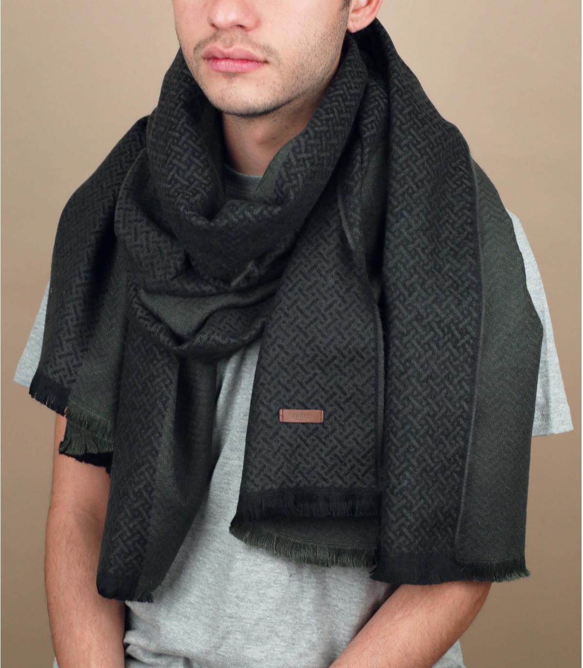 Bufanda negra
