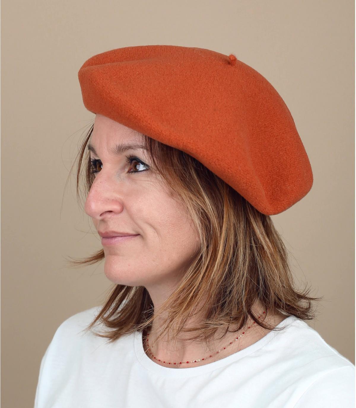boina Naranja Laulhère