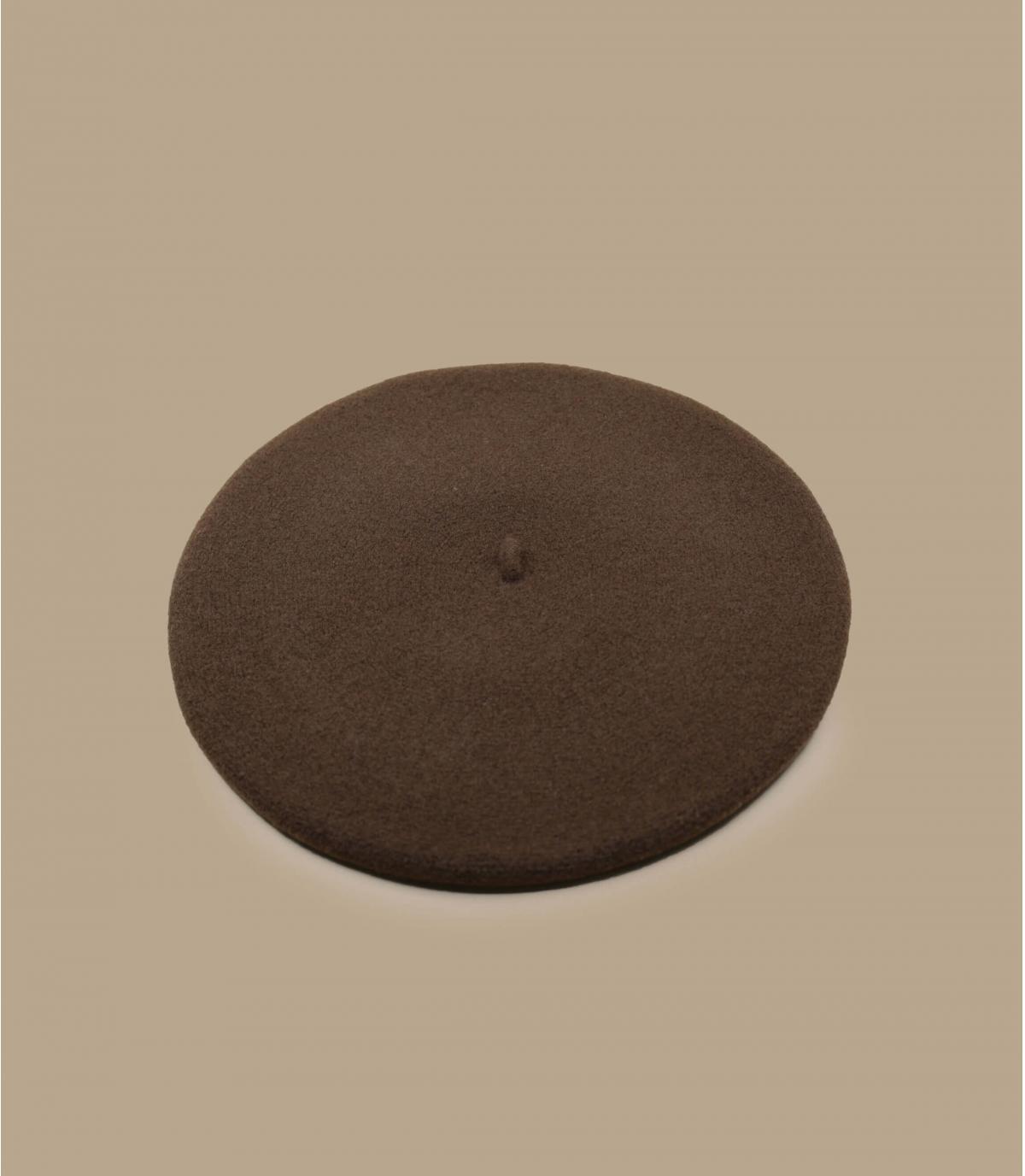 boina marrón Laulhère