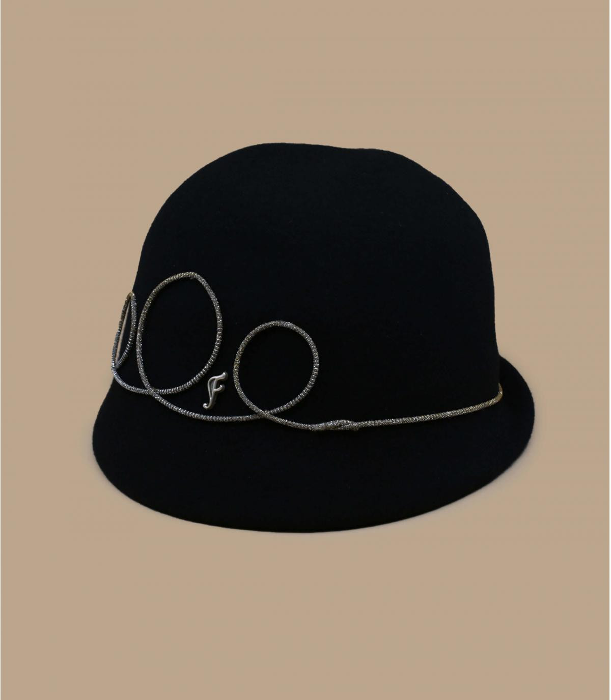 sombrero campaña negro