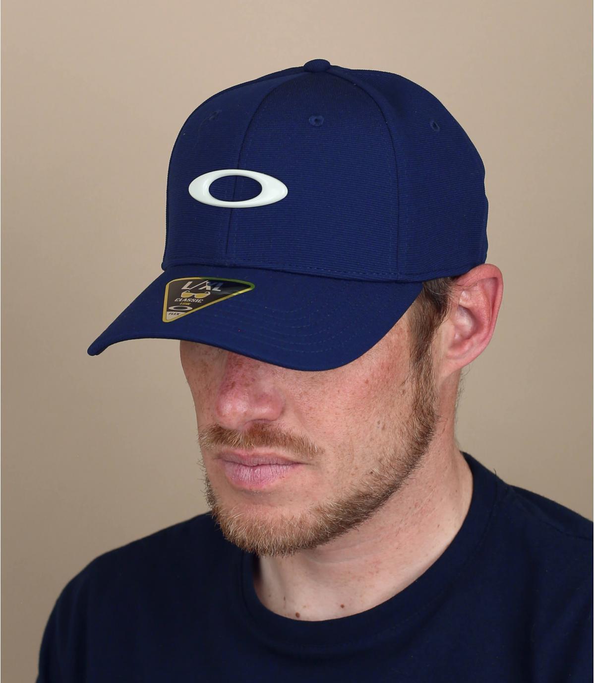 gorra Oakley azul marino