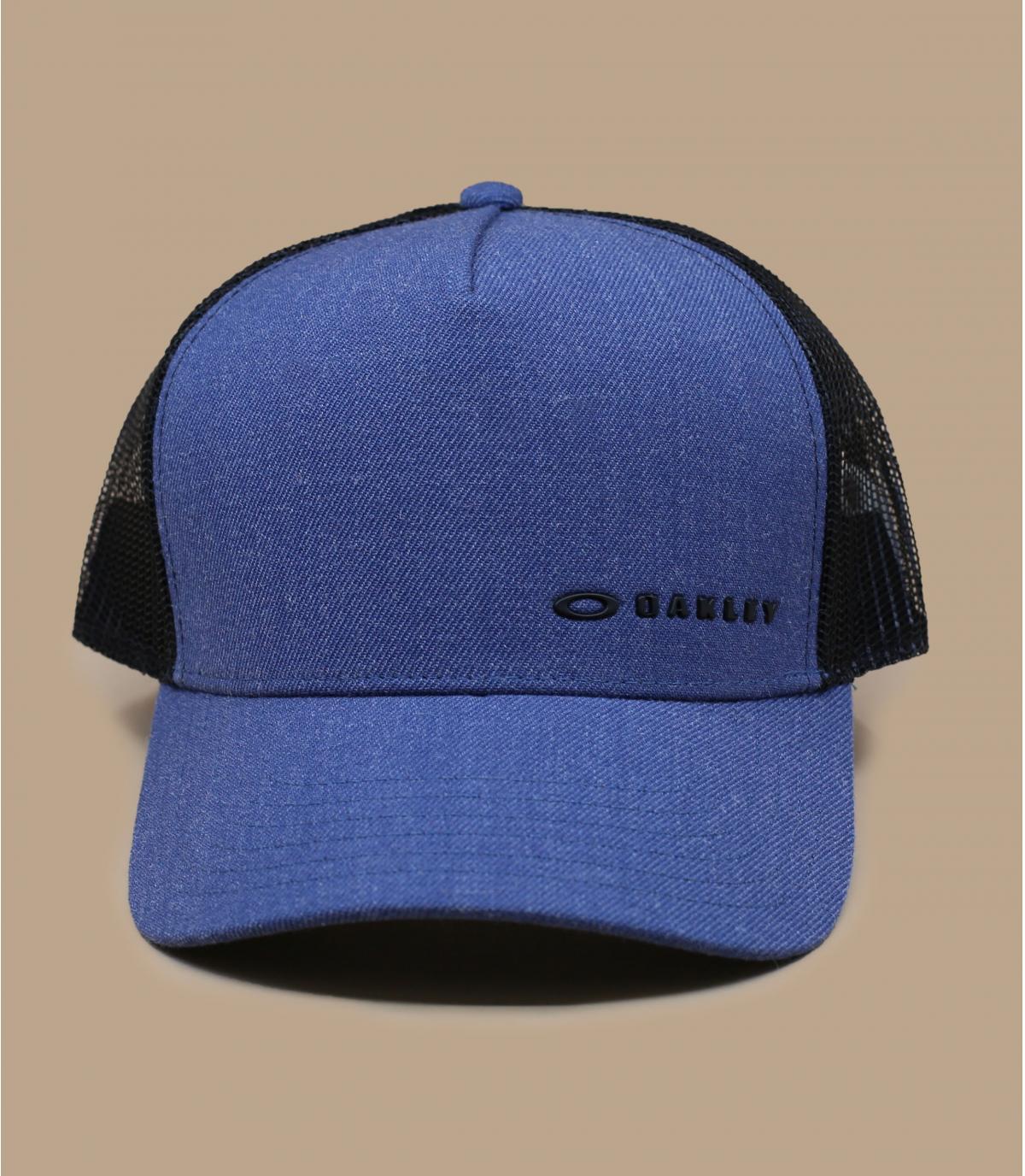 Detalles Chalten Trucker blue indigo imagen 2