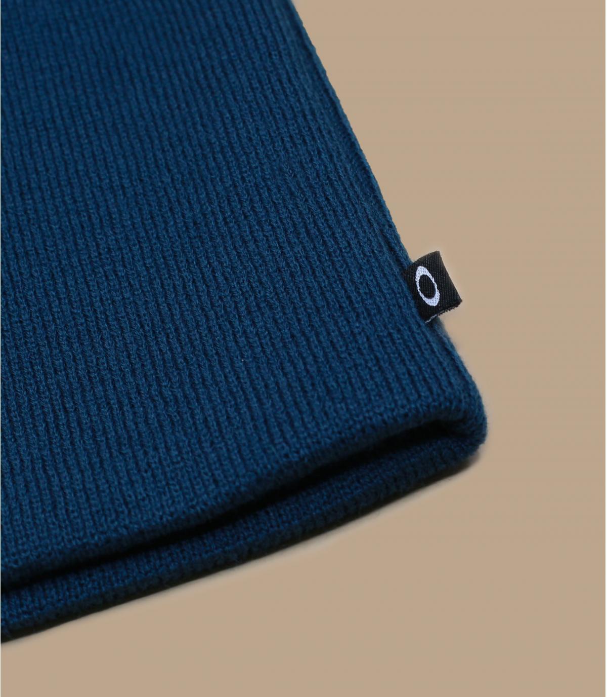 Detalles Fine Knit Beanie pond blue imagen 2