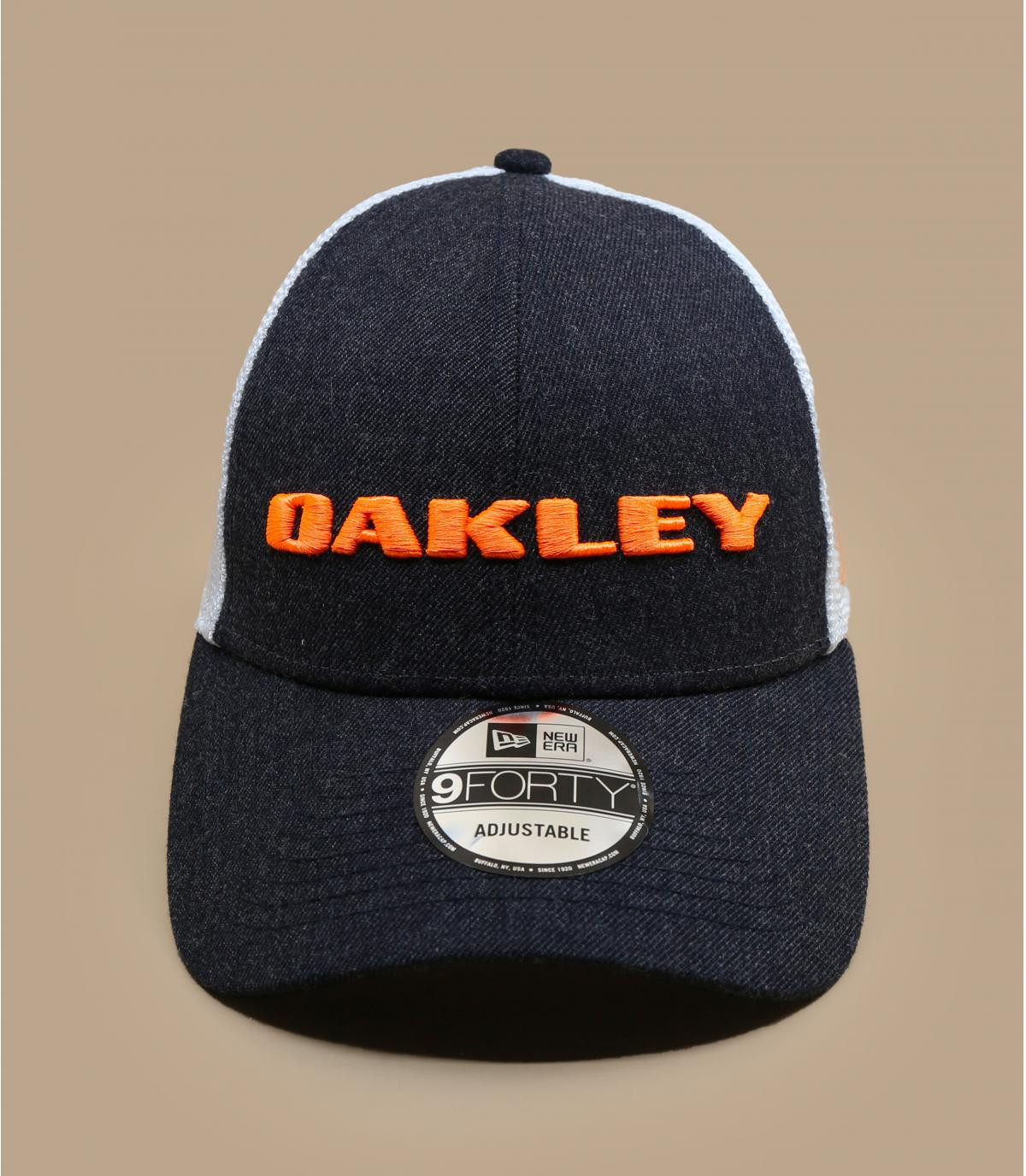 trucker Oakley denim