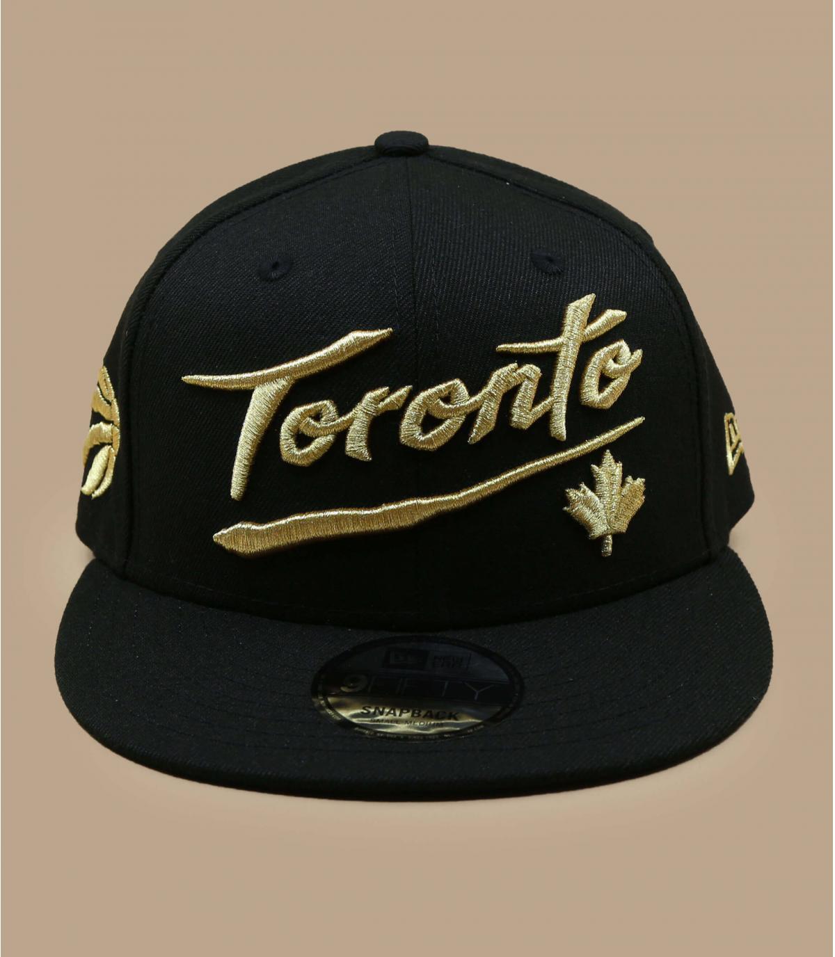 gorra Toronto negro