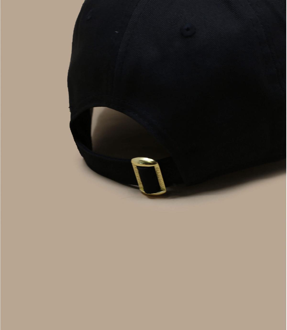 Detalles Metallic Logo 940 LA black gold imagen 4
