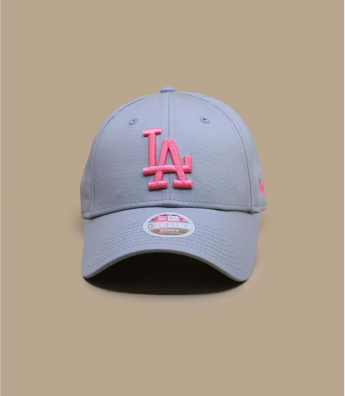 Detalles Wmn League Ess LA gray pink imagen 2