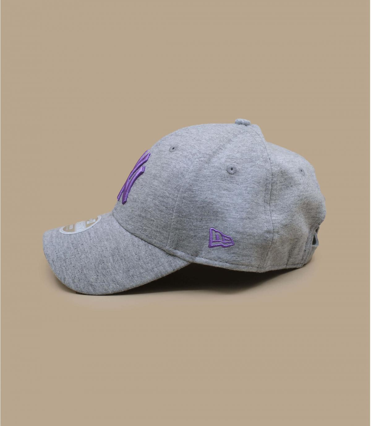 Detalles Wmn Jersey Ess 940 NY grey lavendar imagen 3