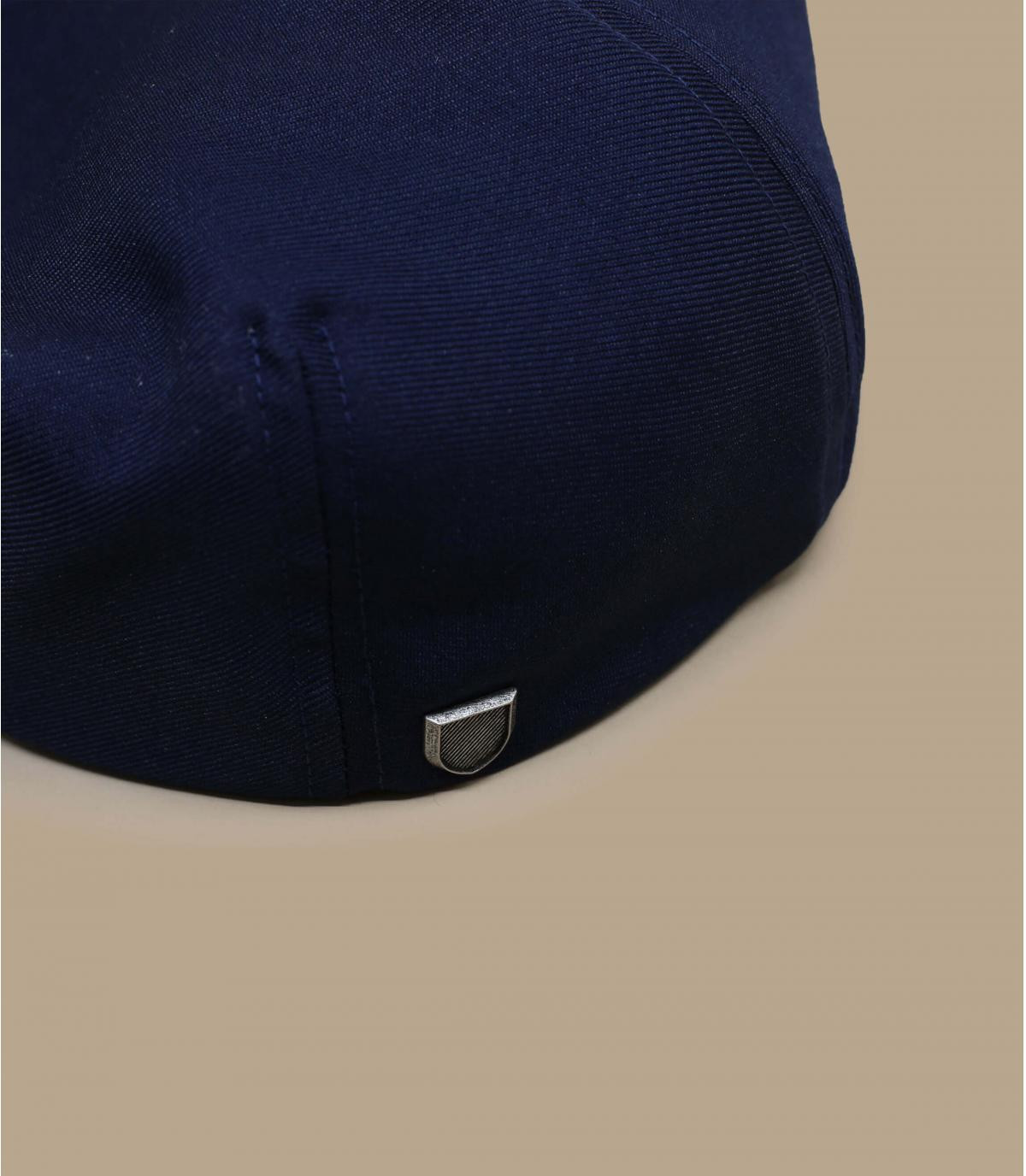 Gorra azul marino Brixton