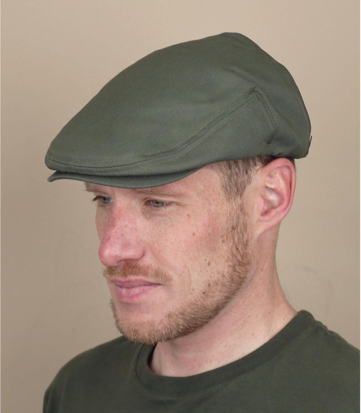 gorra verde Brixton