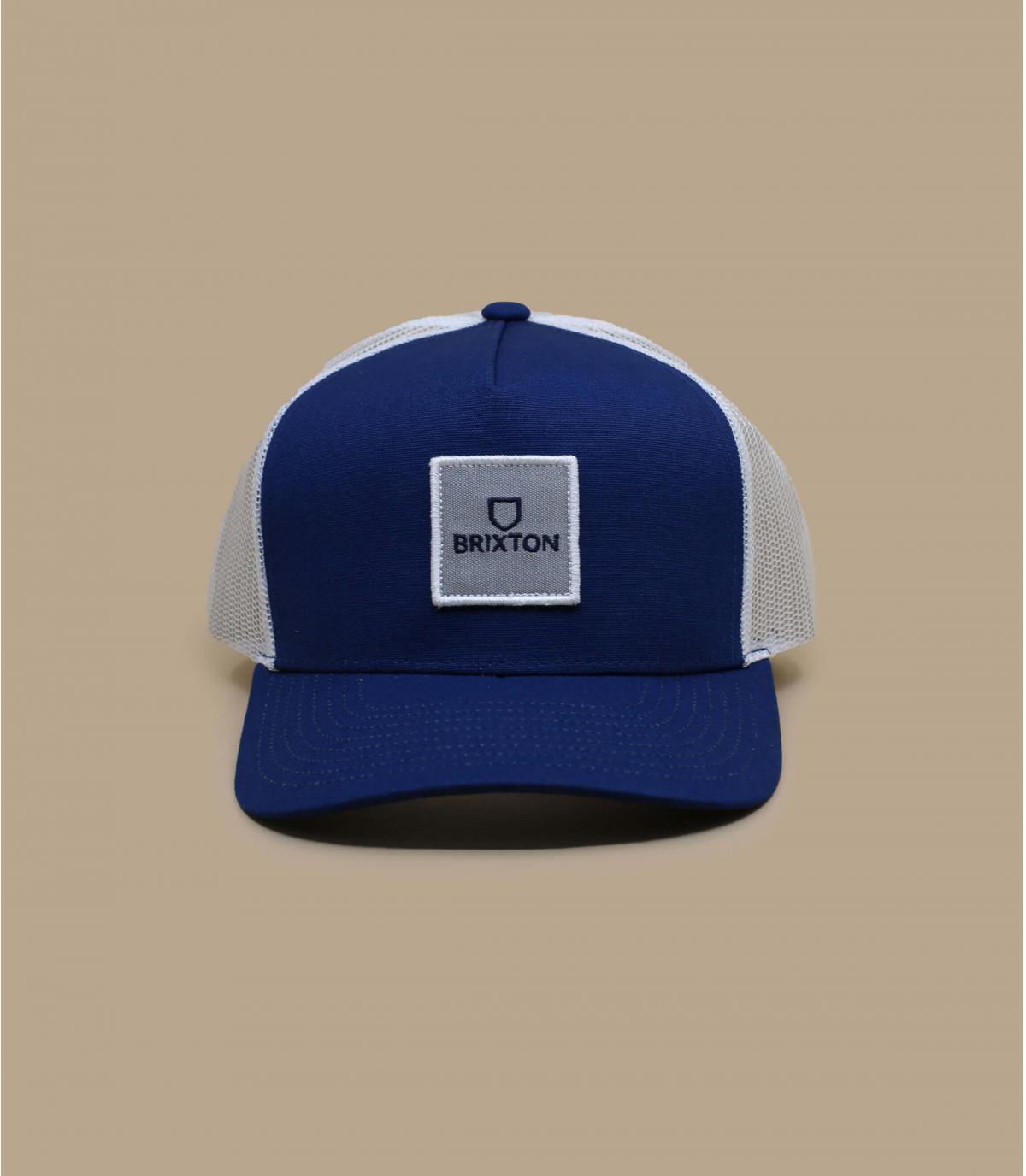 trucker Brixton azul marino