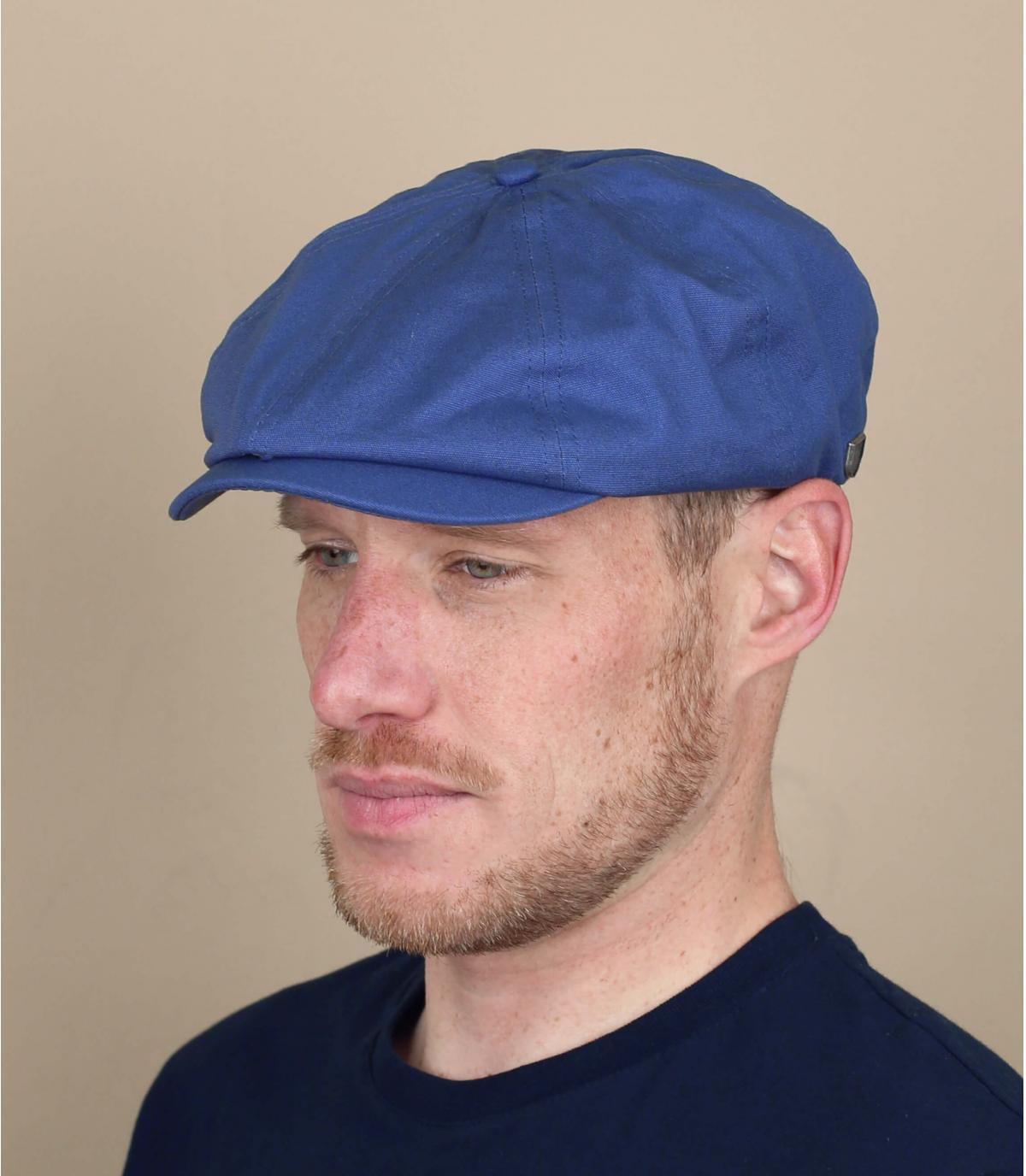 gorra repartidor azul Brixton