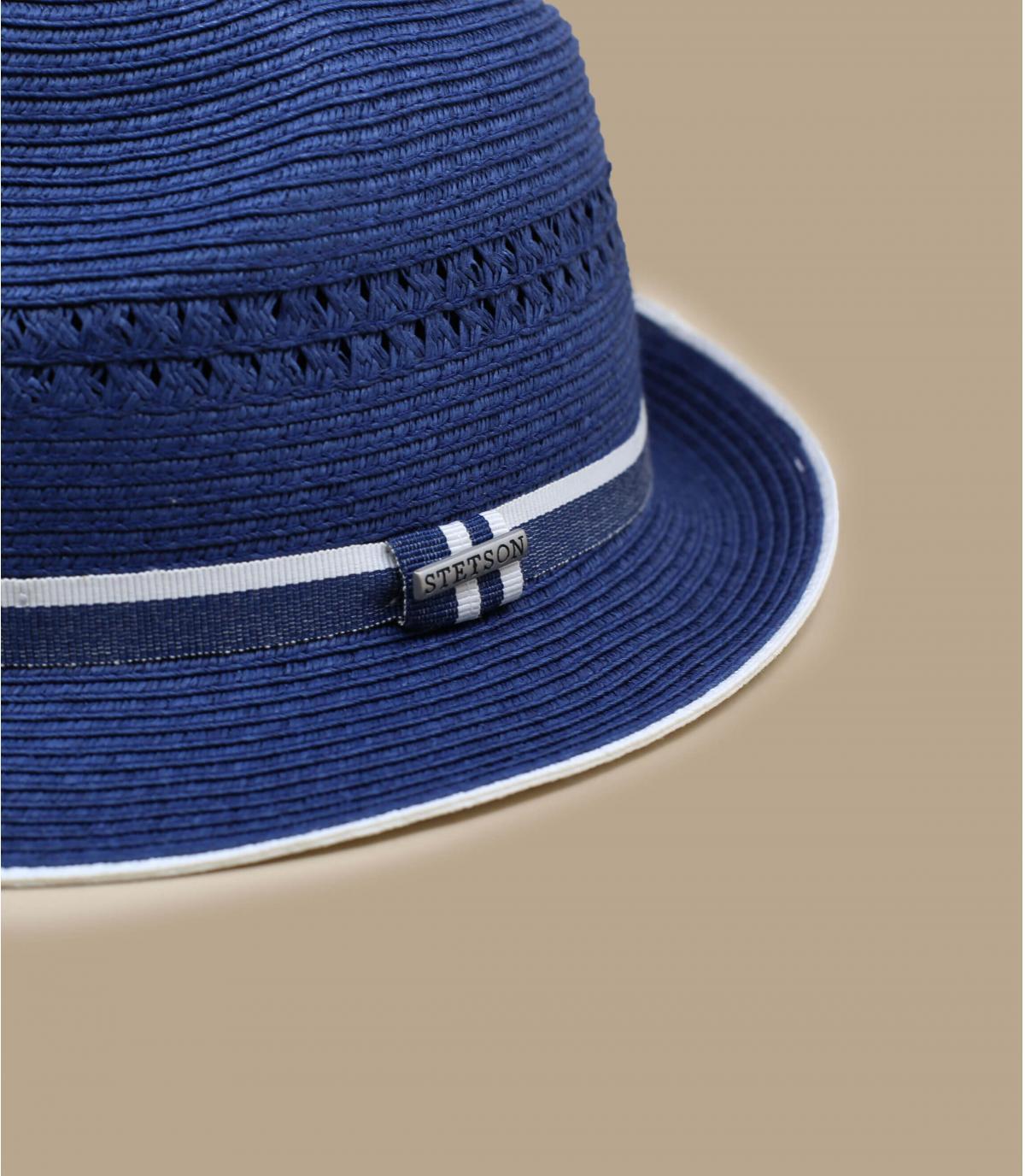 Detalles Trilby Toyo blue imagen 3