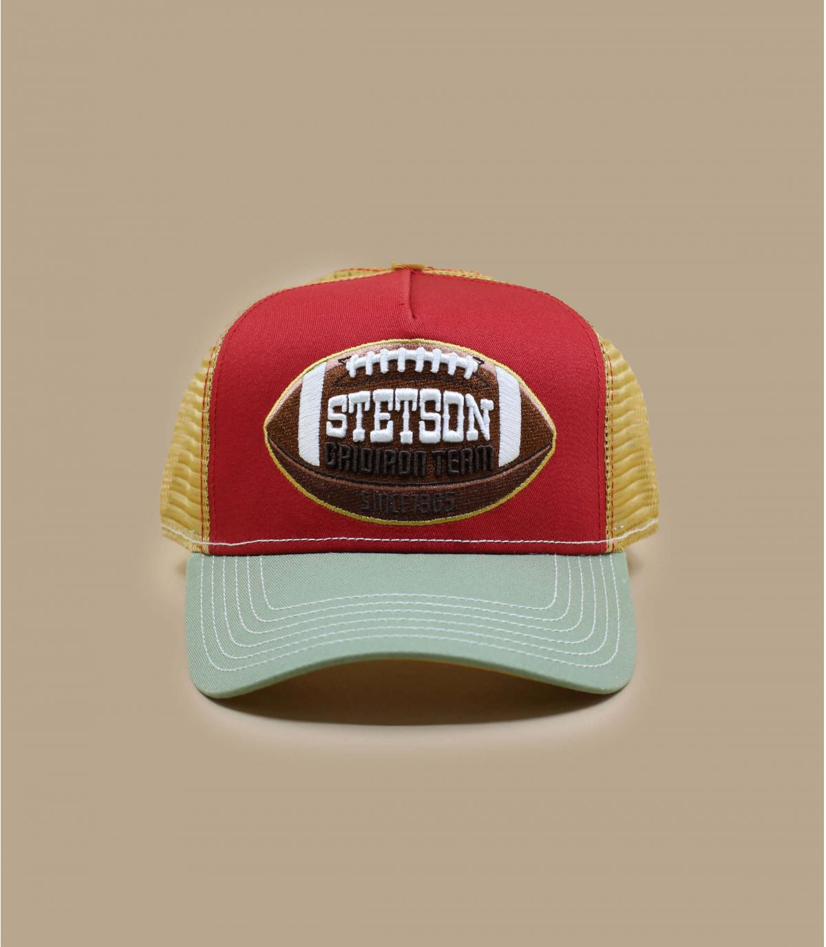 gorra fútbol Stetson