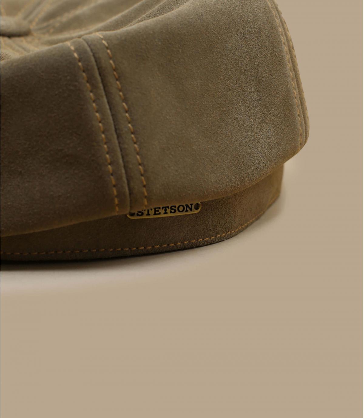 Detalles Hatteras Calf Leather beige imagen 2