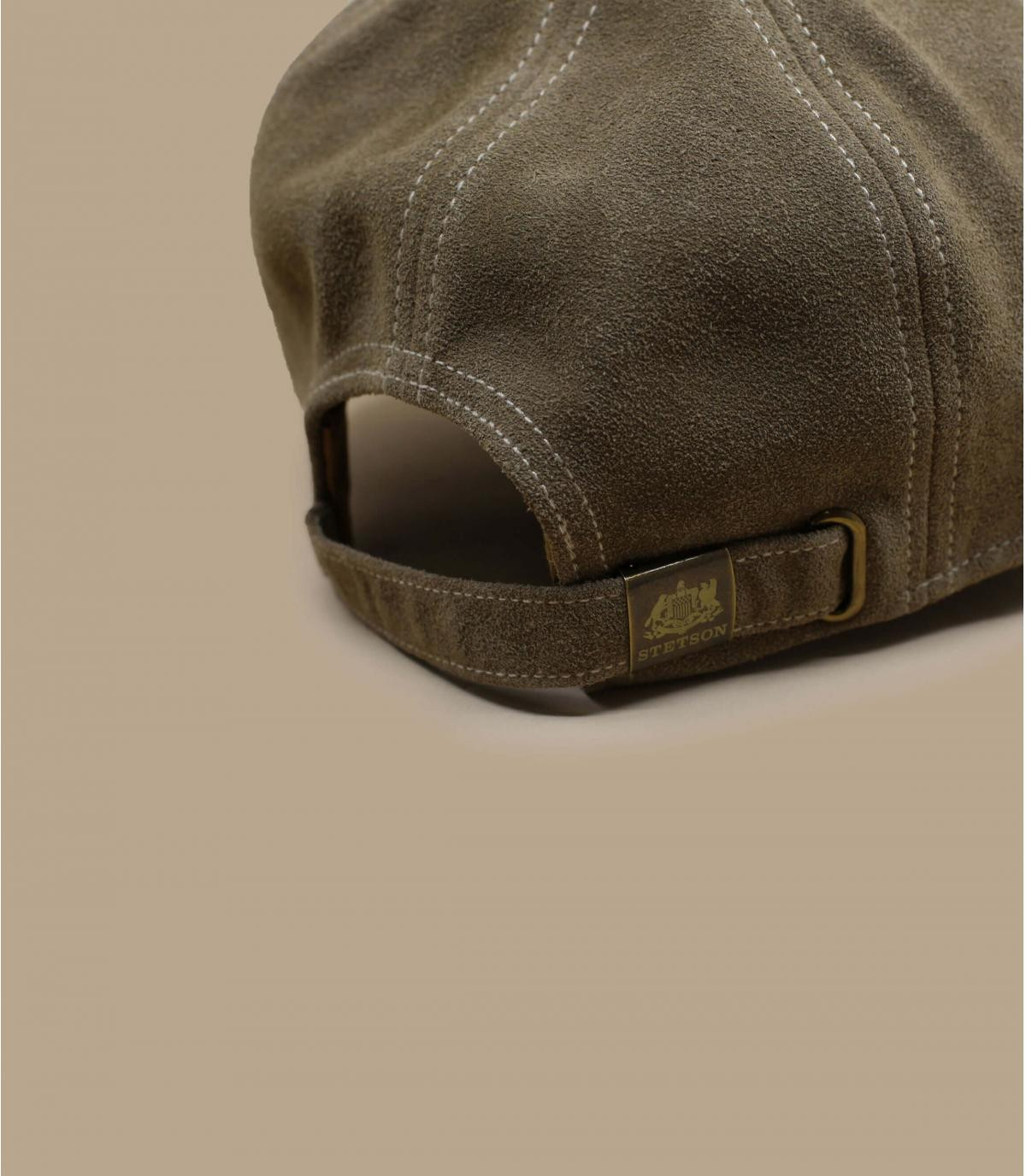 Detalles Baseball Cap Calf Leather imagen 4