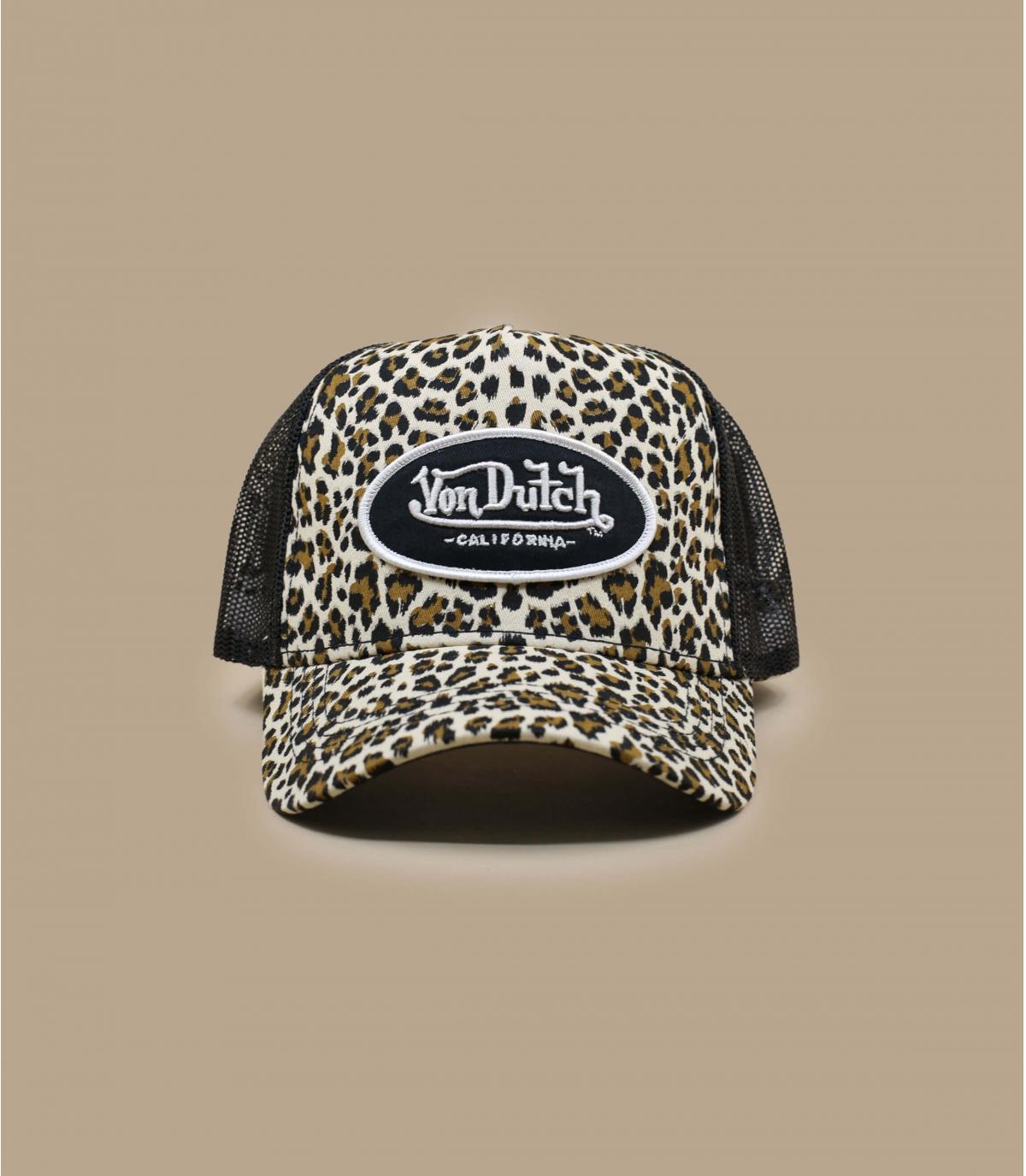 Detalles Trucker Leopard imagen 2