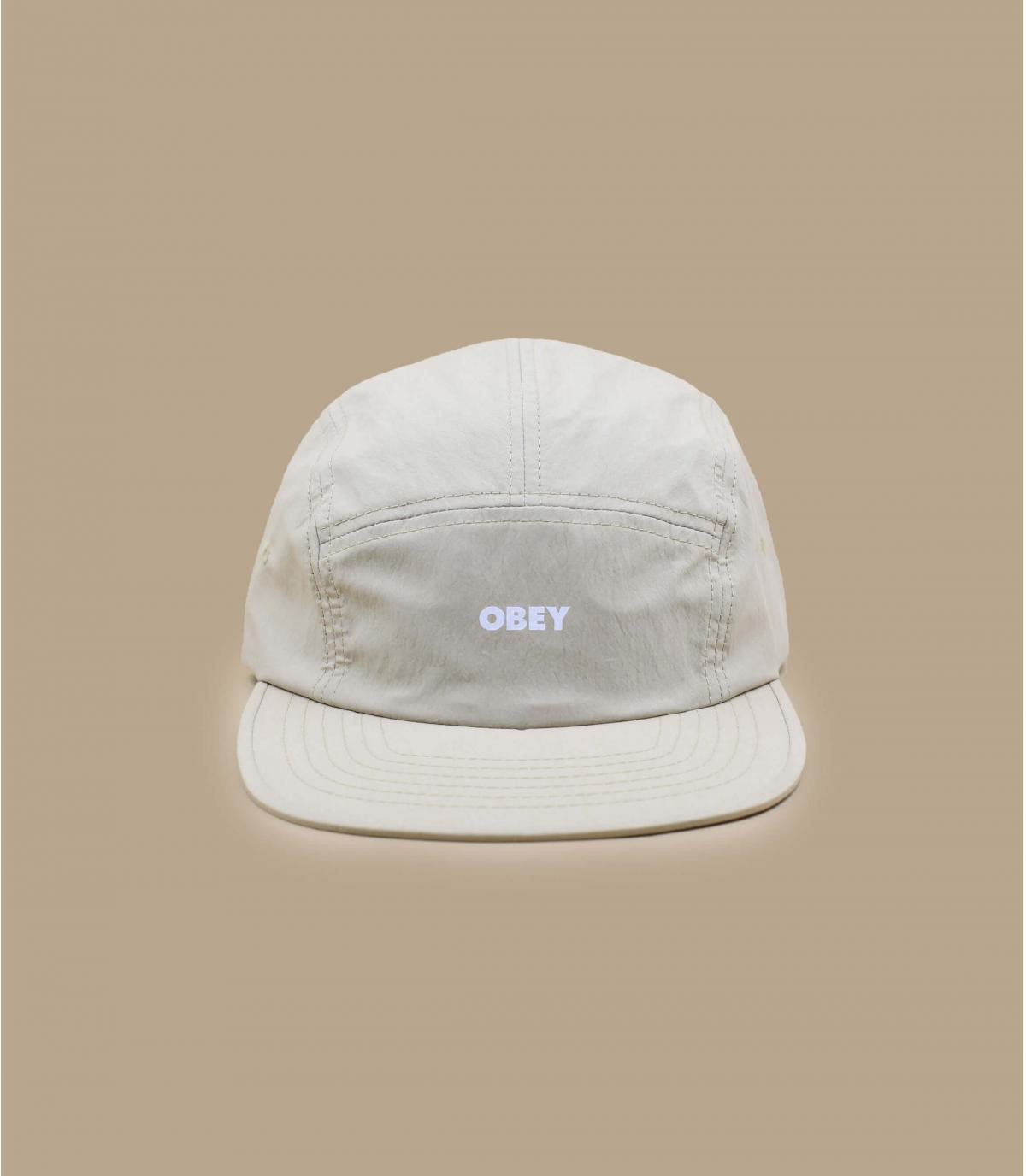 5 panel Obey beis
