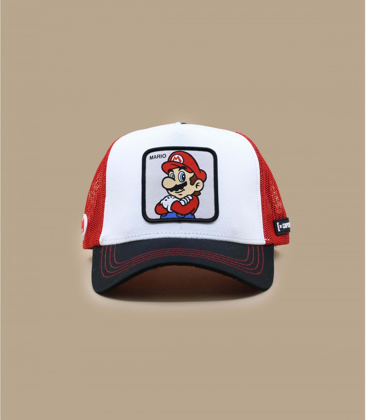 Detalles Trucker Mario imagen 2