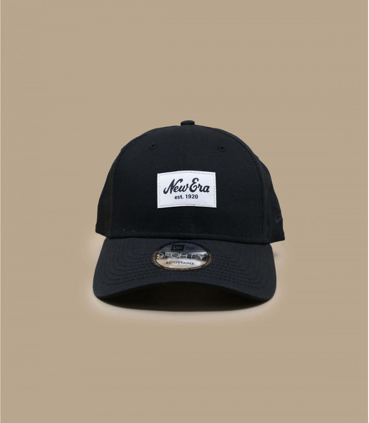 gorra New Era negro