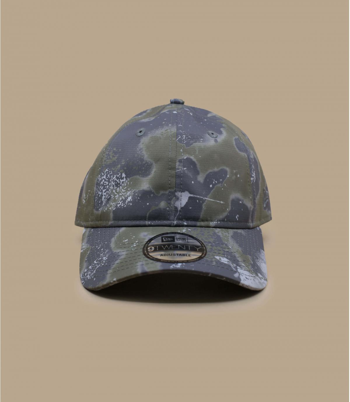 gorra camuflaje New Era