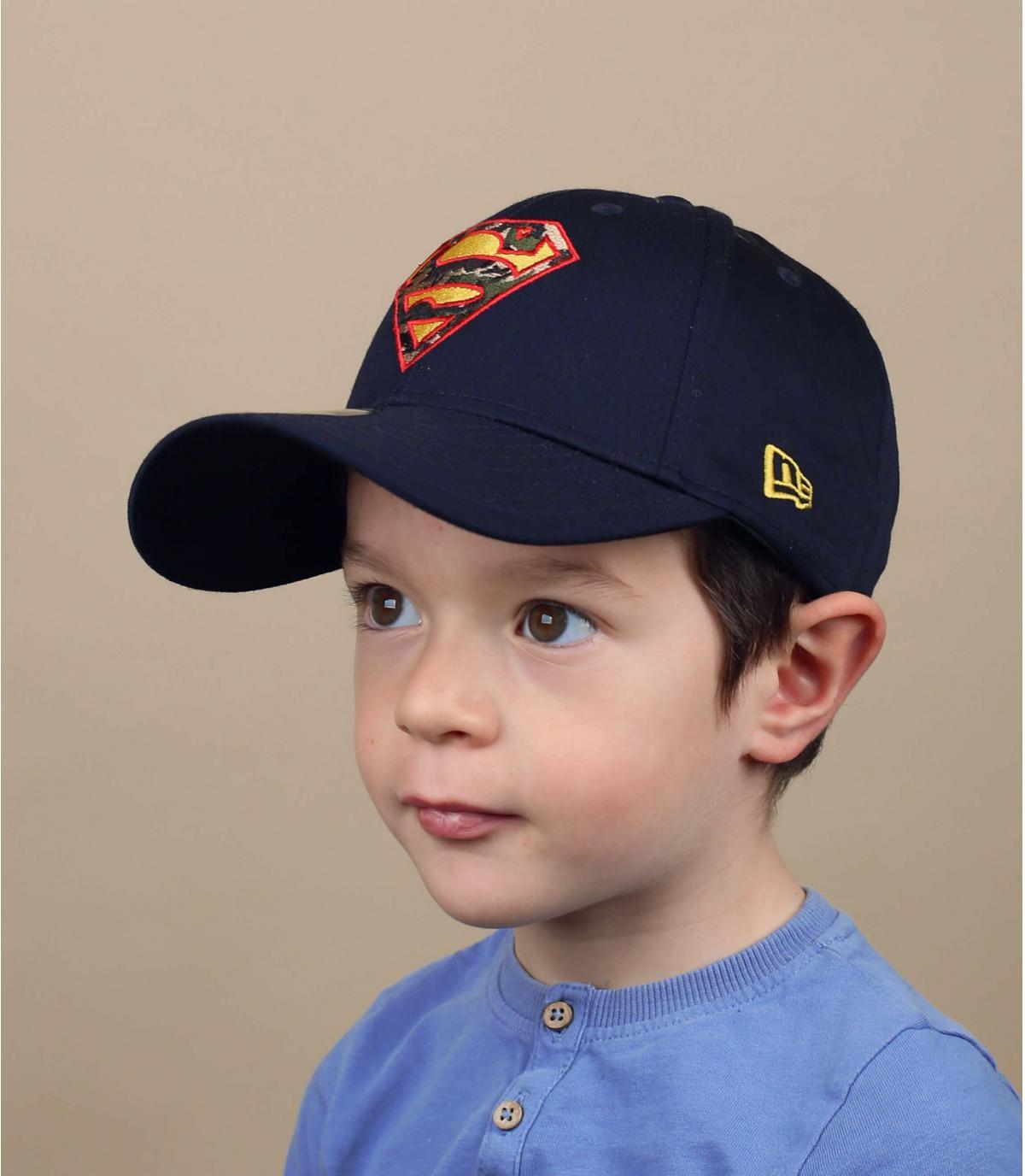 gorra niño Superman