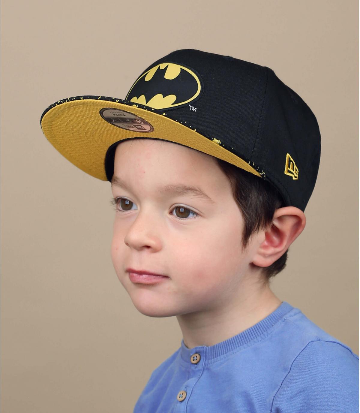 snapback niño Batman