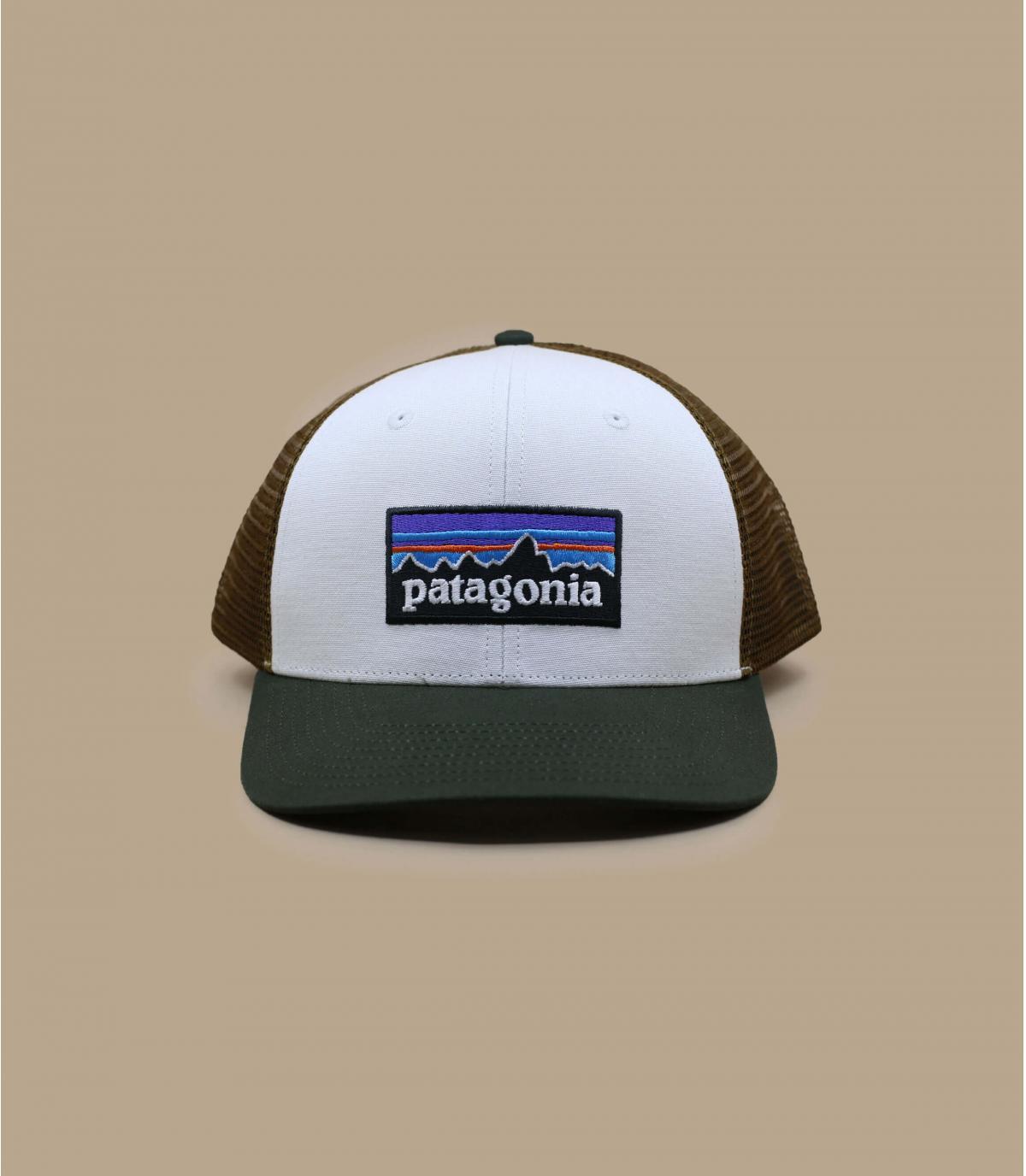 trucker Patagonia blanco