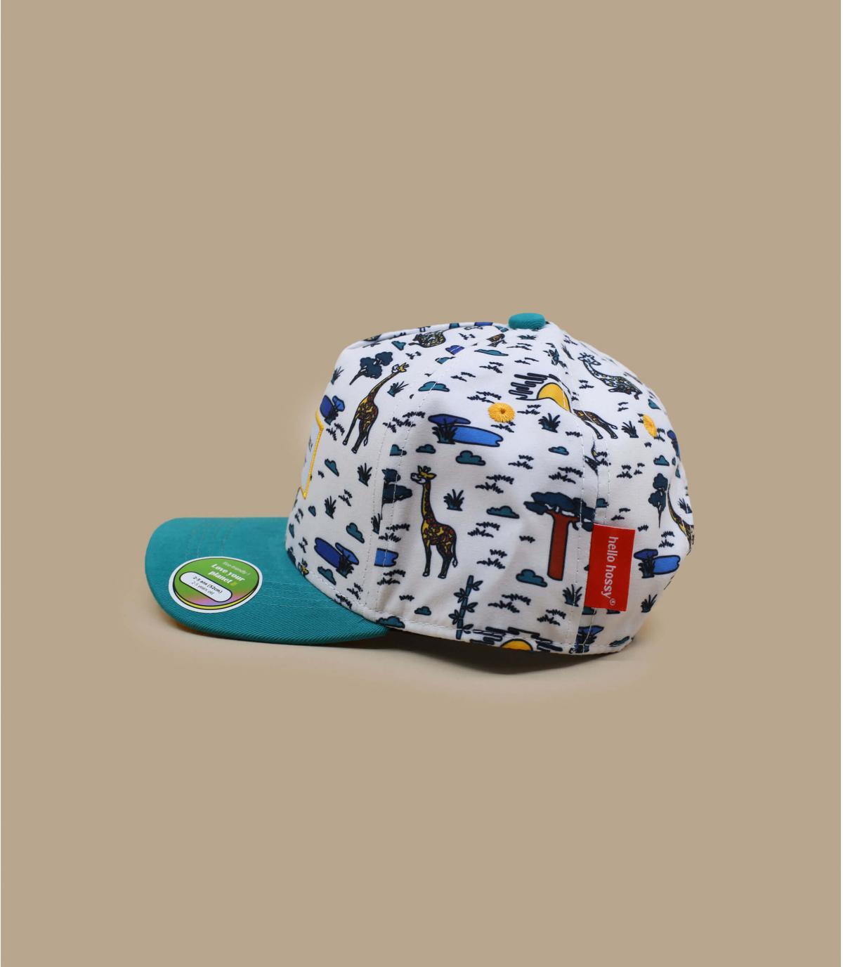 gorra niño animales