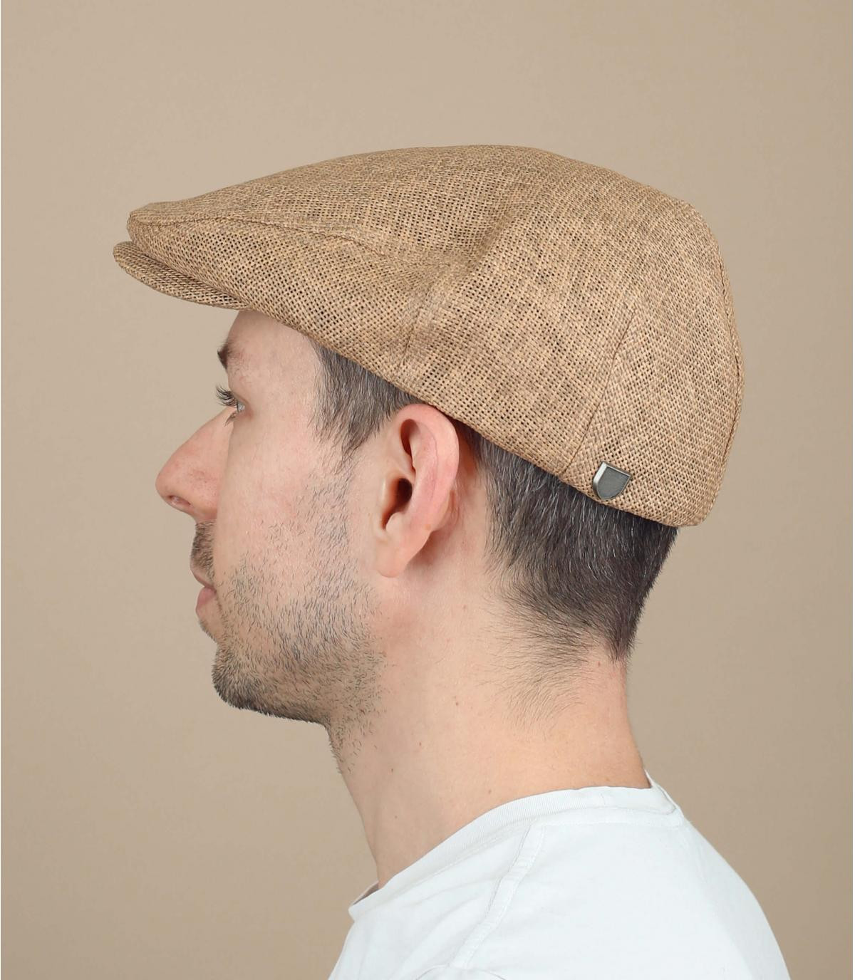 gorra paja Brixton