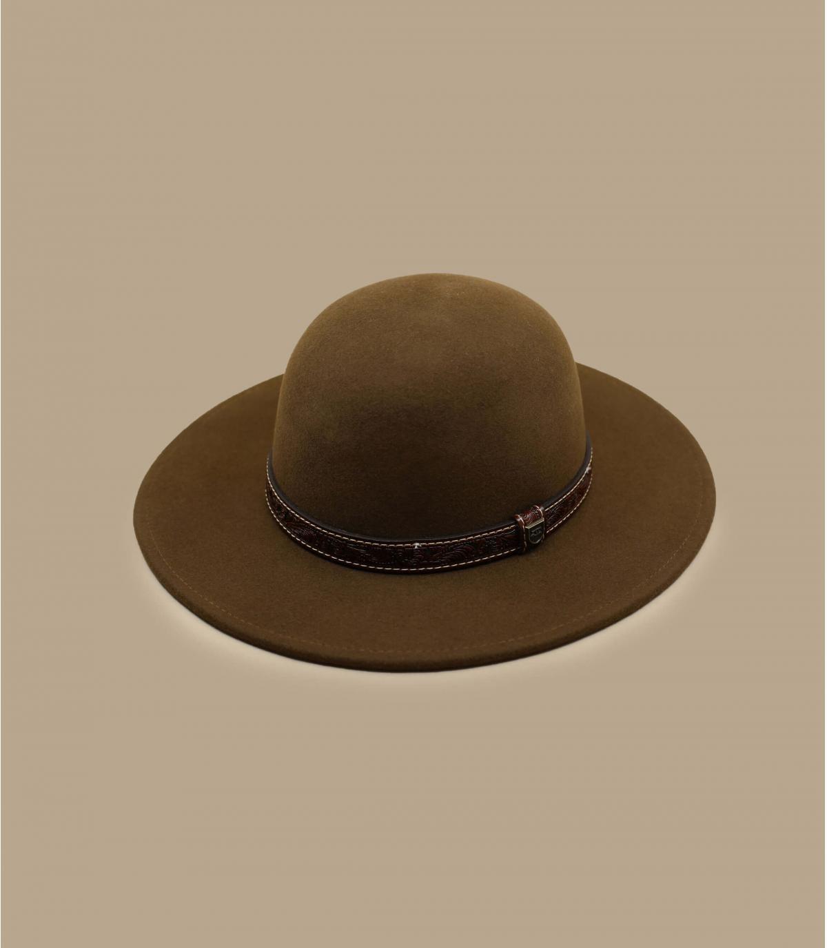 sombrero pana Brixton x Fender