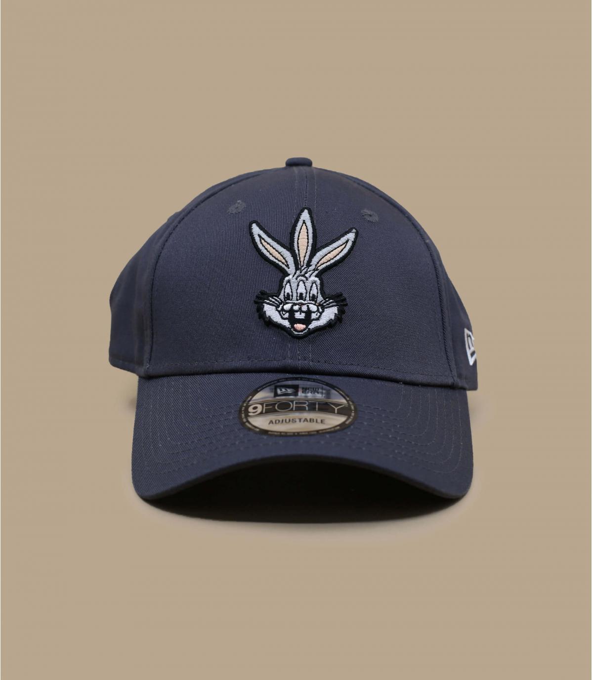 Gorra gris Bugs Bunny