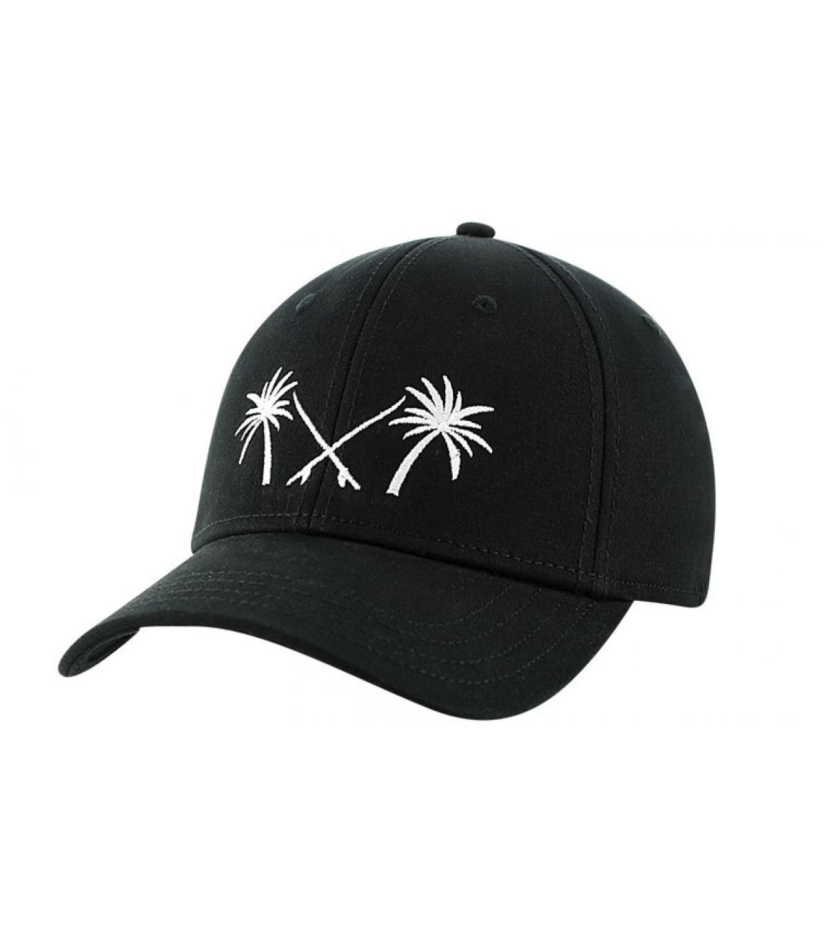 Gorra California negro