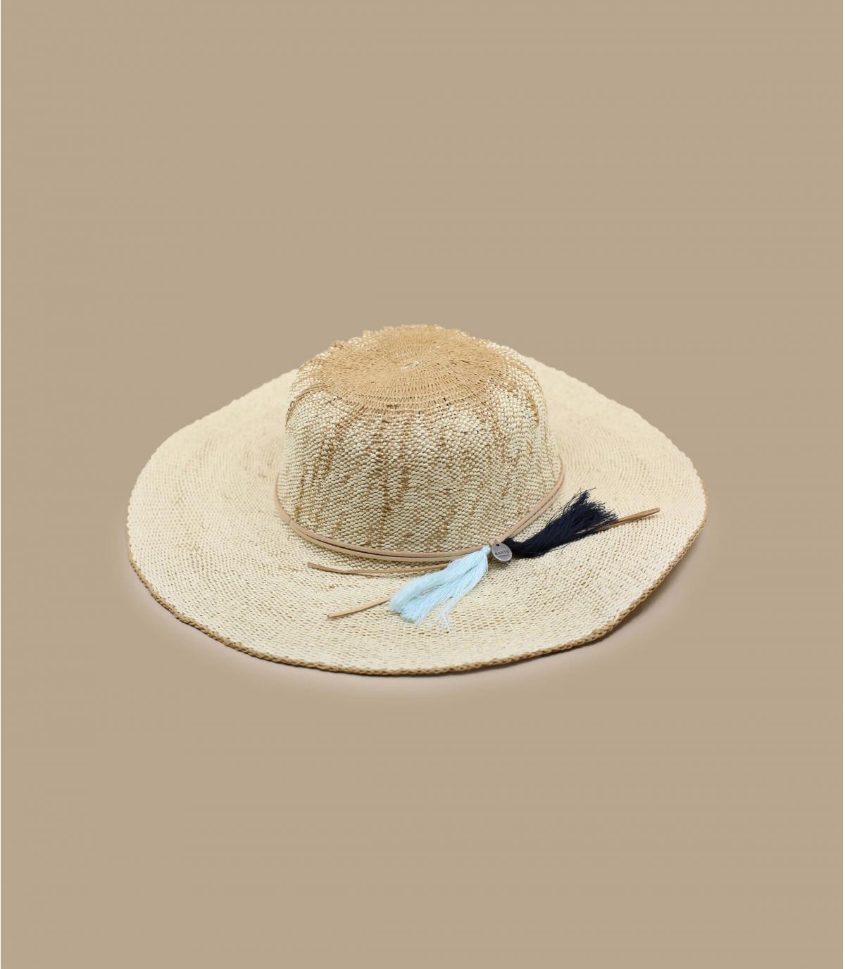 Gran sombrero de paja