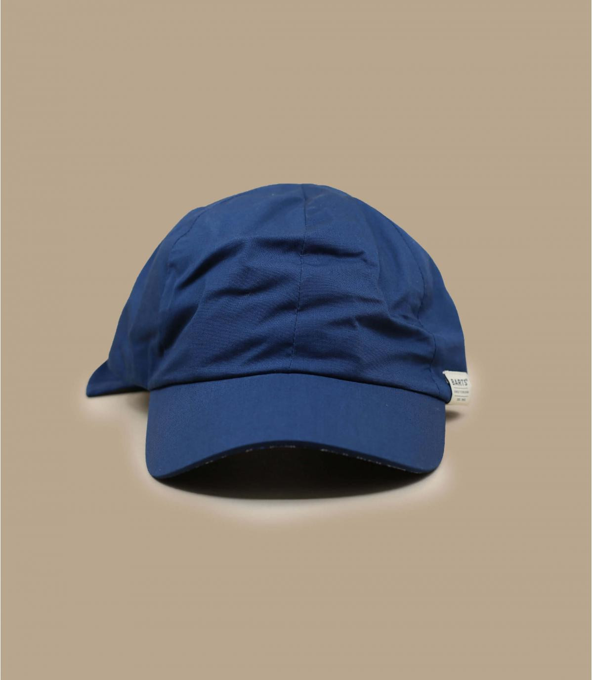 Gorra mujer azul marino