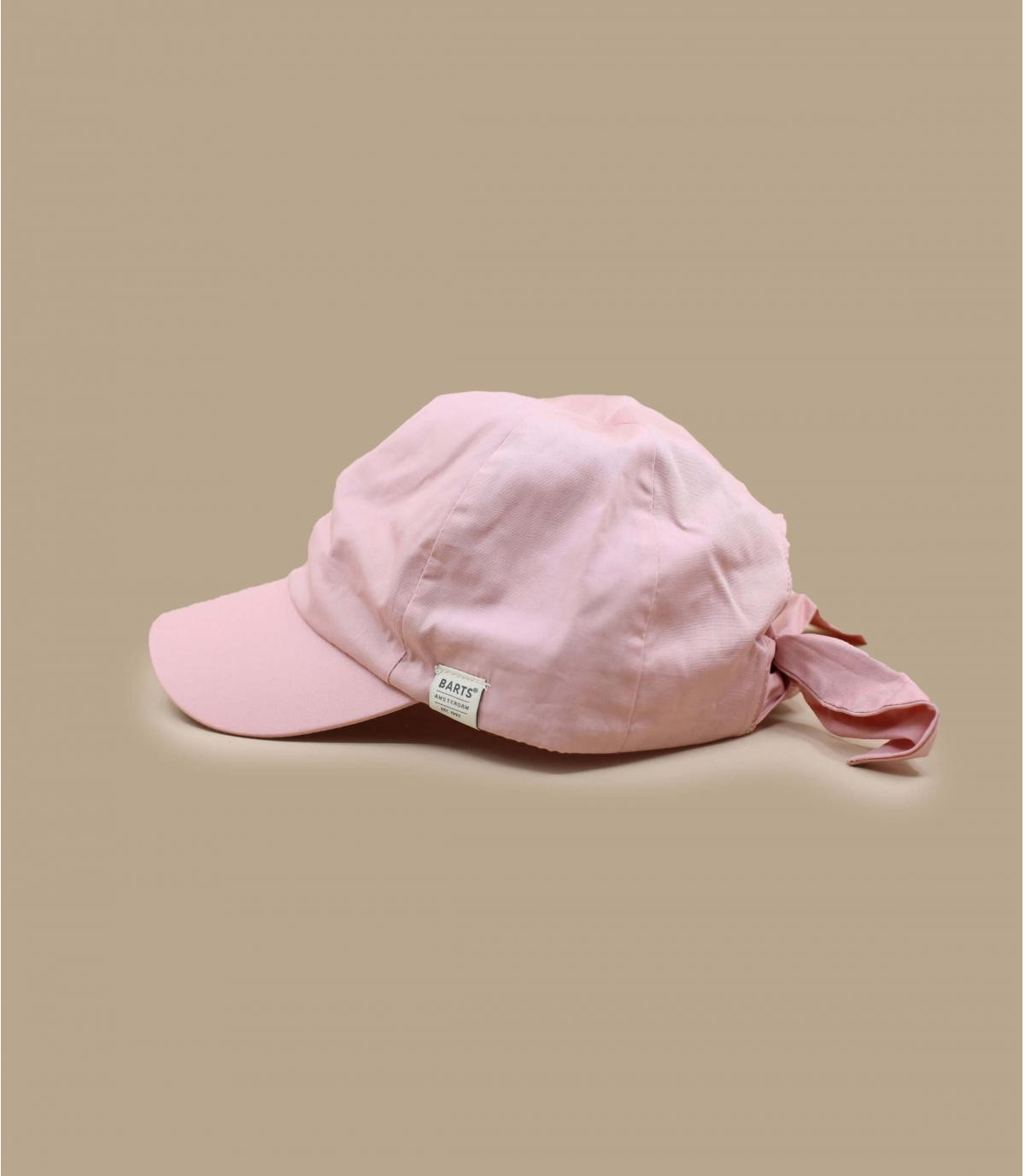 Gorra mujer rosa