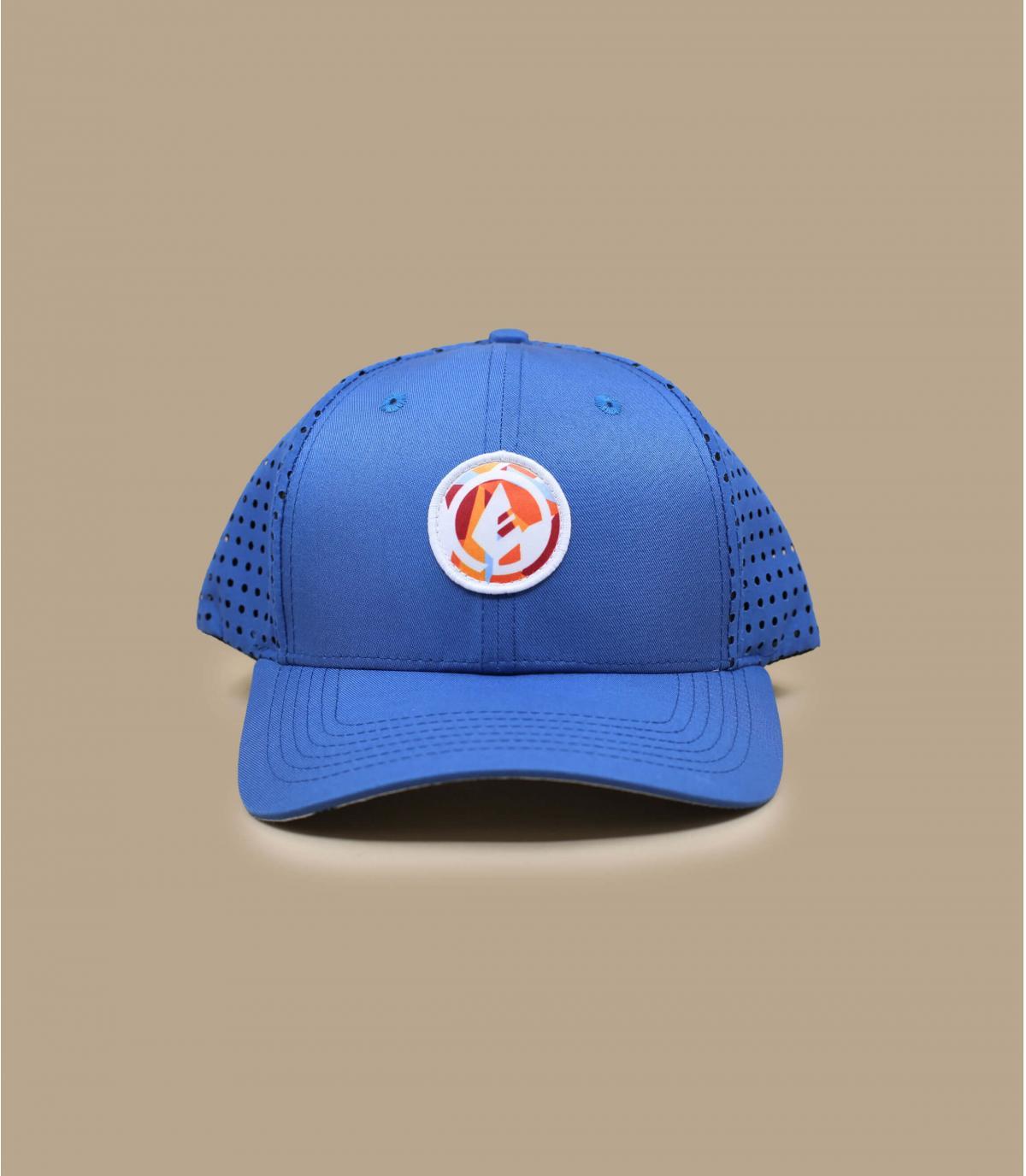 gorra NOSC azul