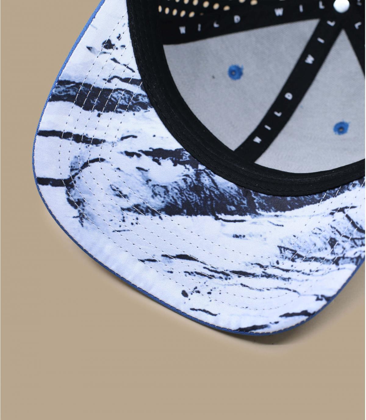 Detalles Wild Cap Opal blue imagen 5
