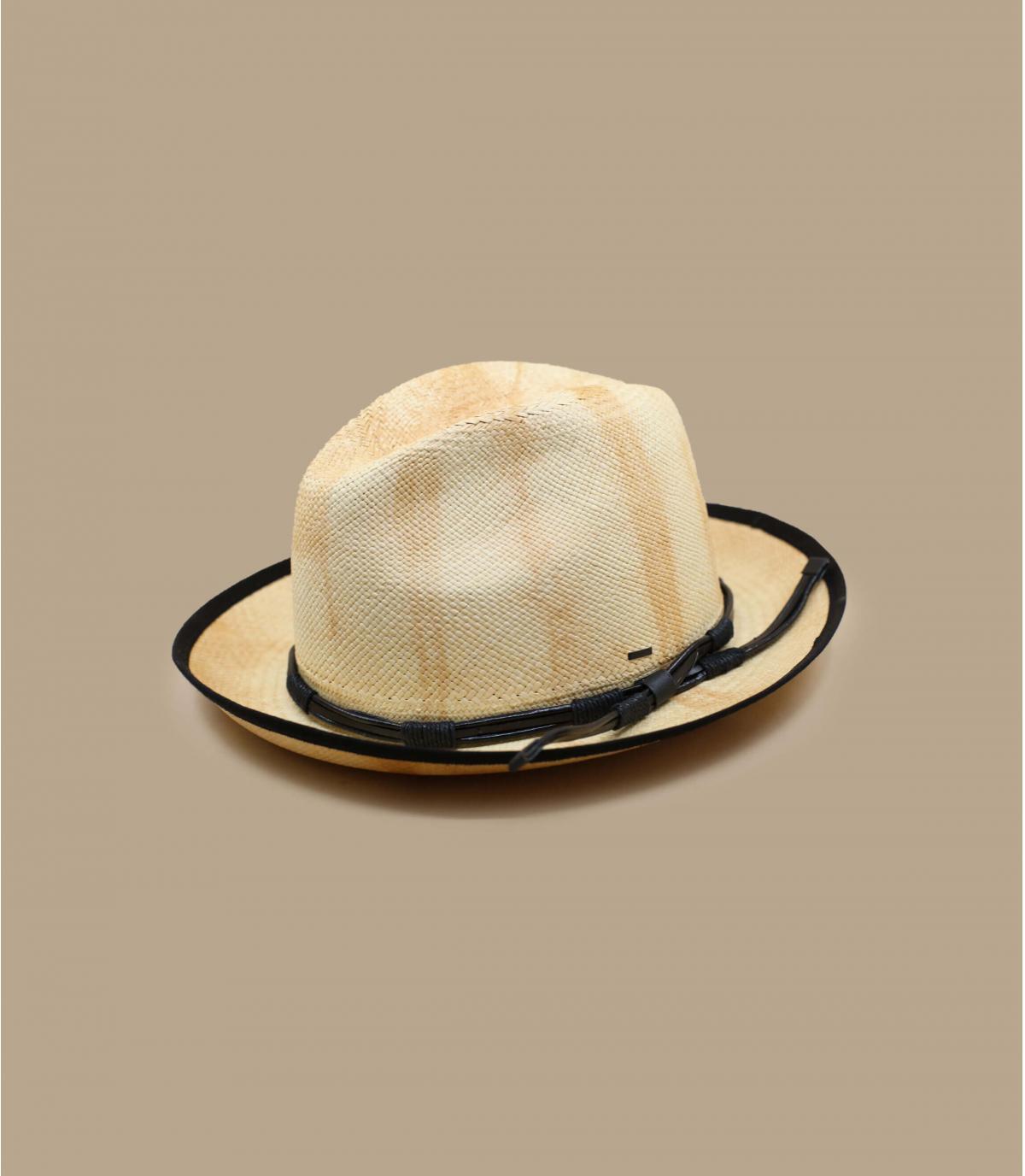 sombrero paja lazo Bailey