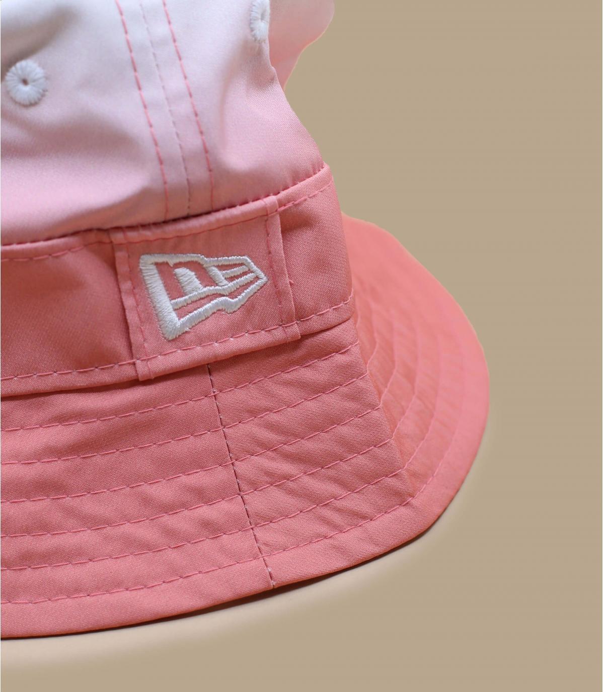Detalles Wmn Dipped Colour Bucket pink imagen 3