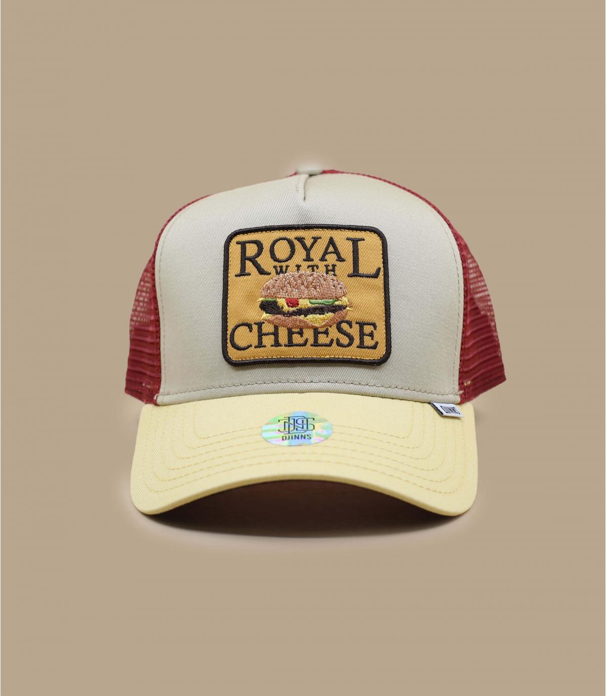 Detalles Trucker Royal Cheese imagen 2