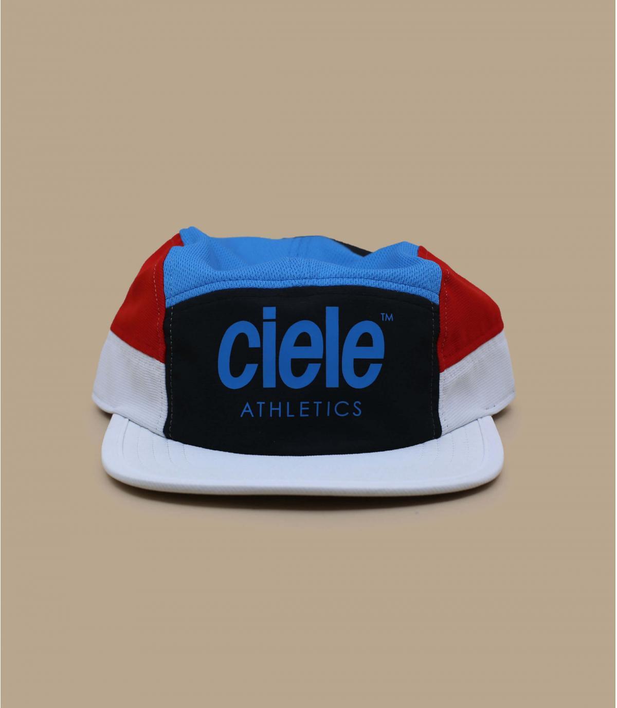 gorra Ciele azul rojo