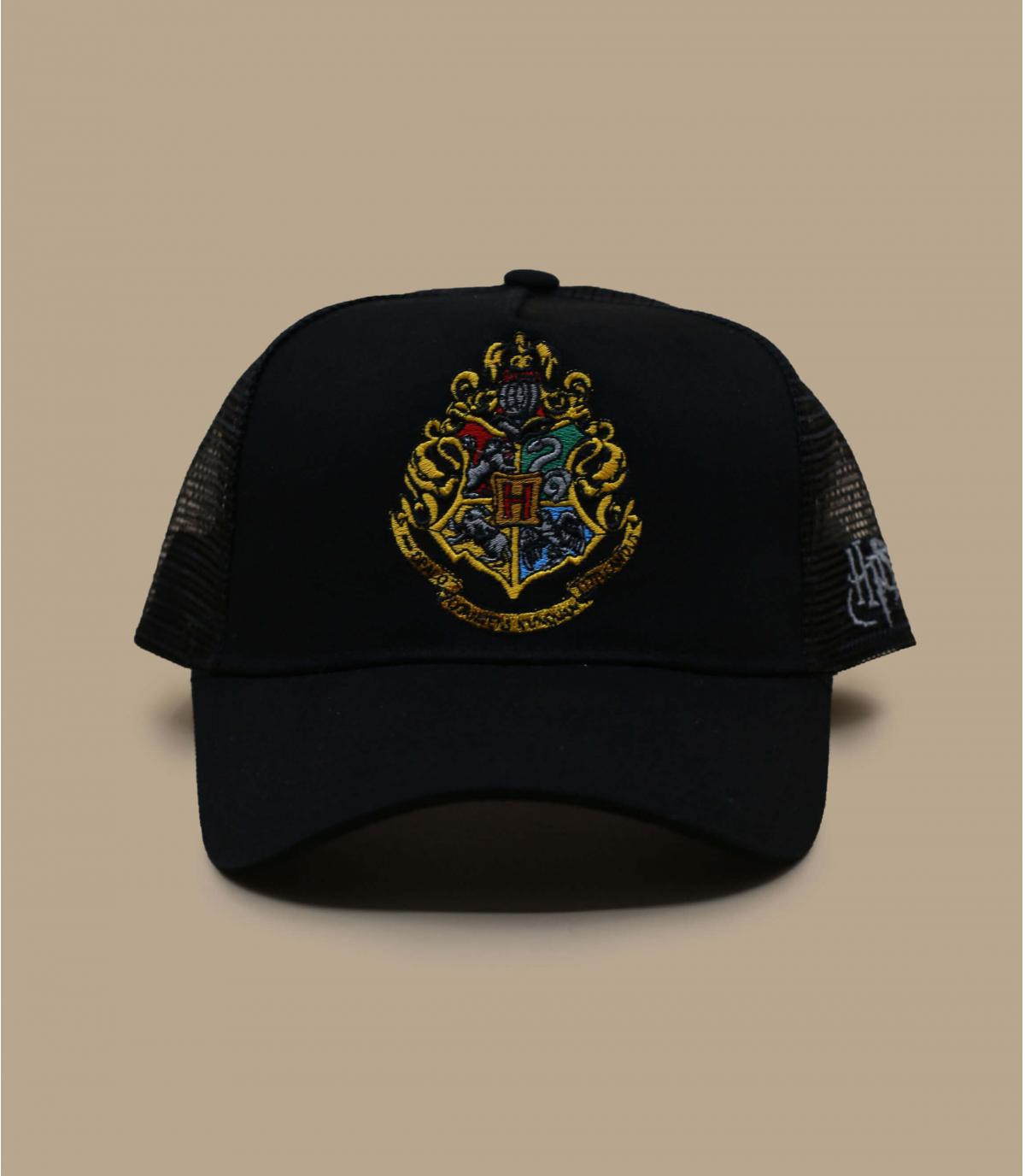 Trucker Harry Potter negra
