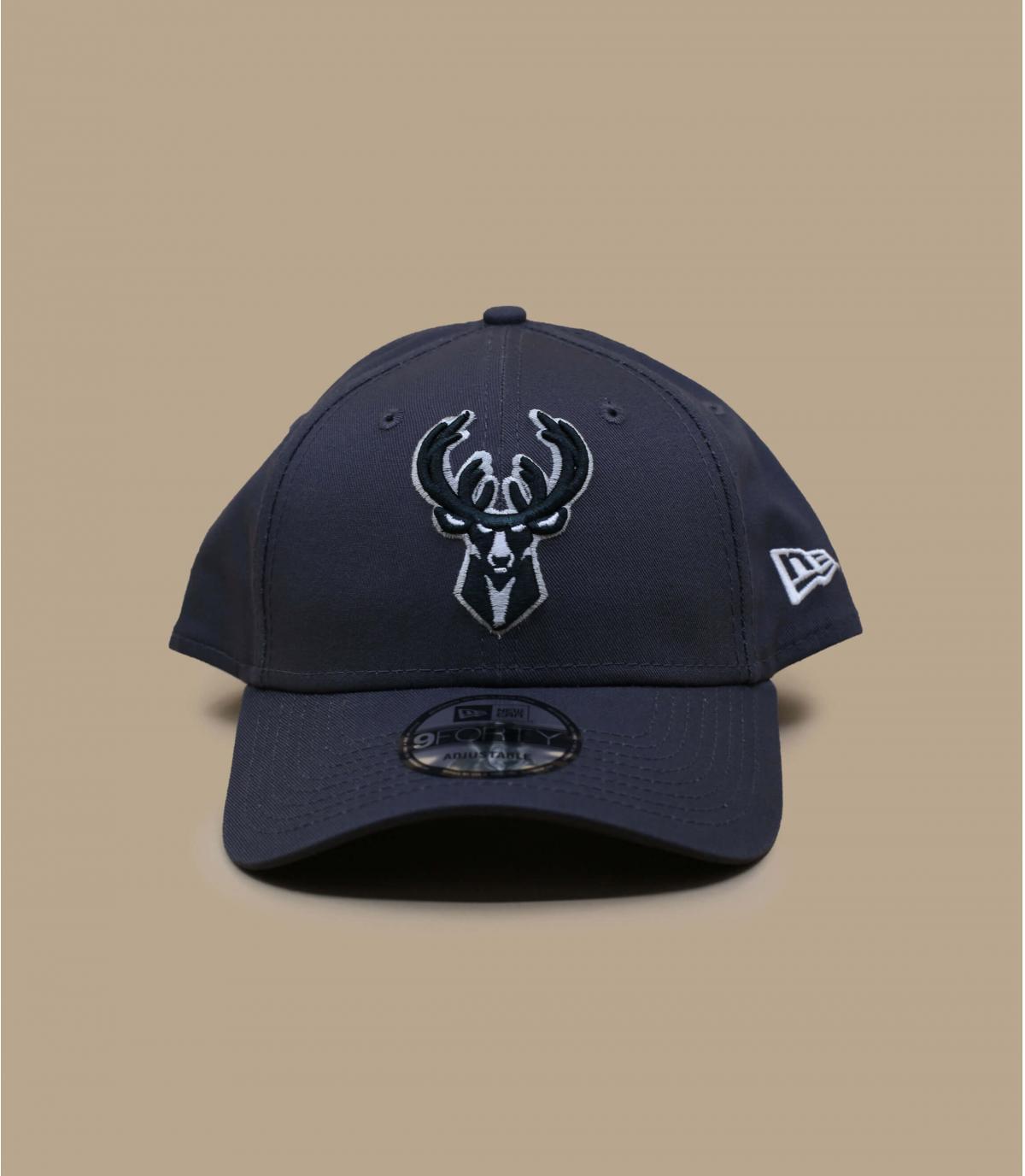 gorra  Bucks gris