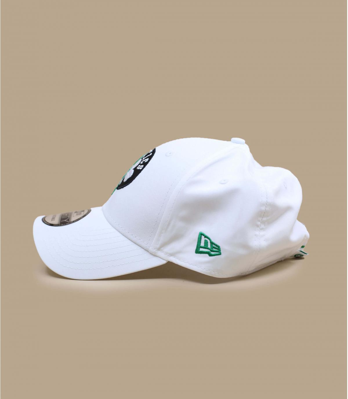 gorra Celtics Blanca