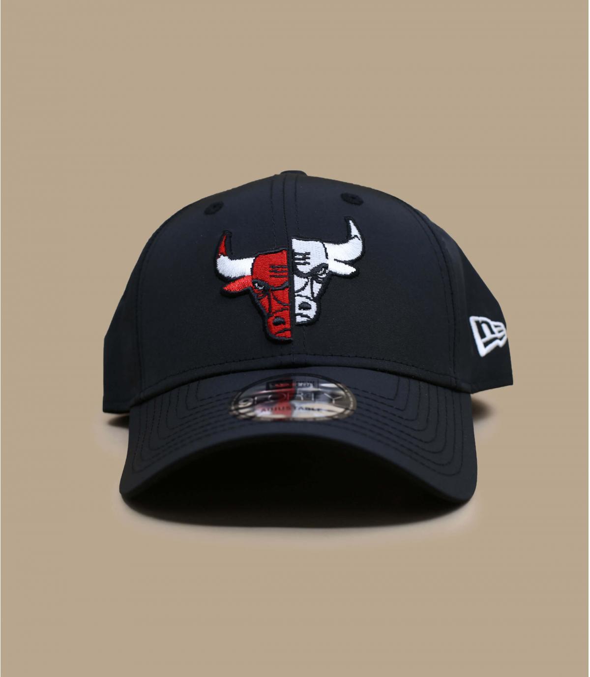 gorra Bulls negra