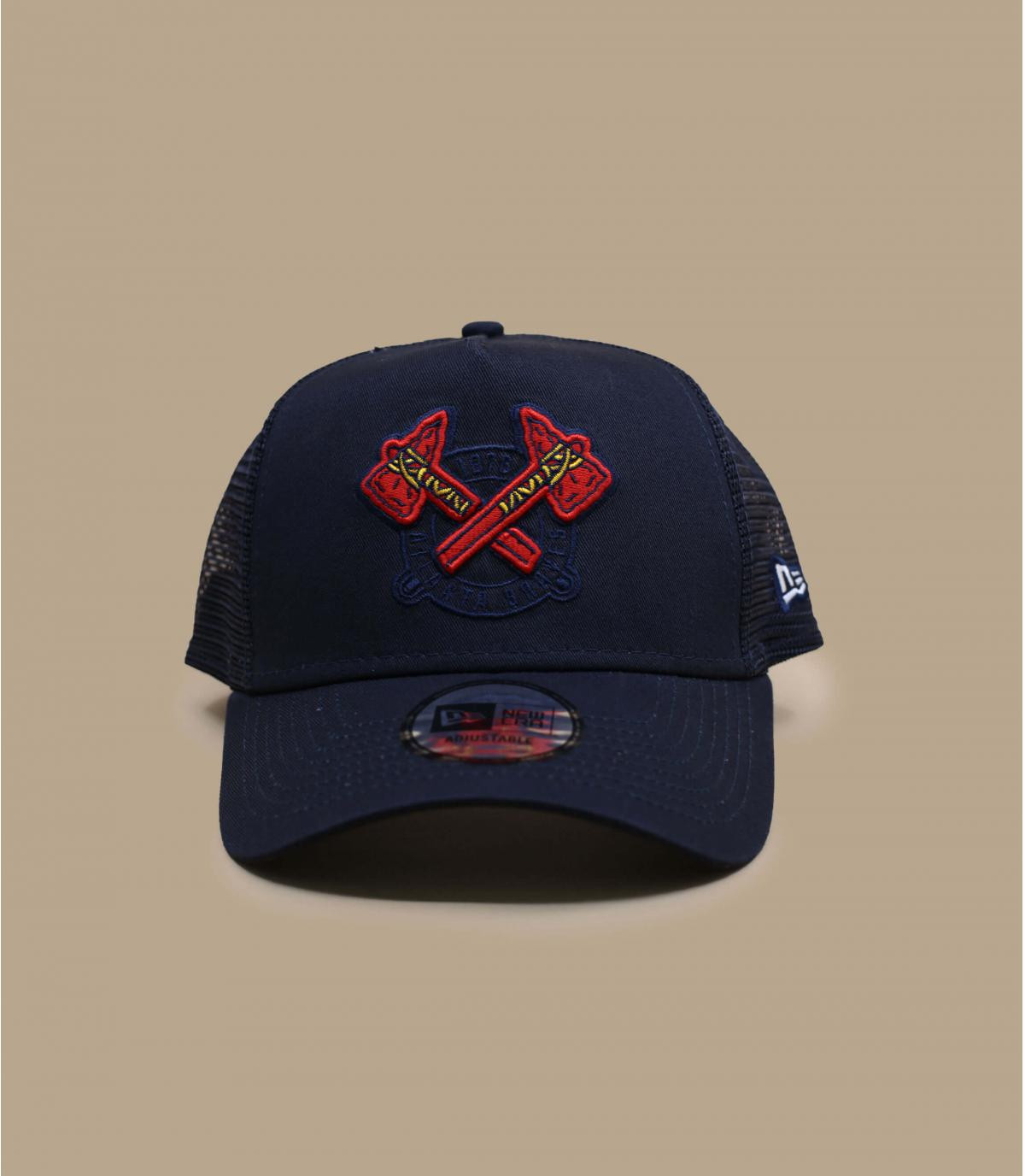 trucker Atlanta Braves